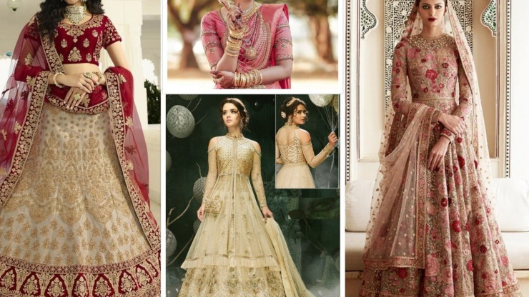 STYLE TRENDS FOR INDIAN BRIDE